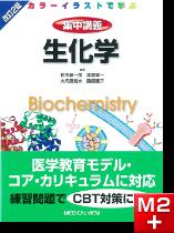 カラーイラストで学ぶ集中講義 生化学 改訂2版