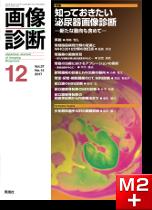 画像診断 2017年12月号(Vol.37 No.14) 知っておきたい泌尿器画像診断 −新たな動向も含めて−